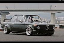 VINTAGE  CAR / BMW