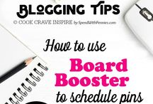 Blogging Tips / Whether you're new or a seasoned blogger, there is always so much to learn!  Here are my favorite tips on writing, social media, blog management and more!