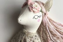Unicorn Dolls