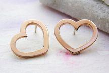 Contemporary Heart Jewellery