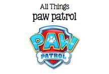 All Things Paw Patrol / All Things Paw Patrol / by Boy Mama Teacher Mama