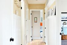Upper Stairs Hallway (Things I'm really going to do) / by Lisa McHeard