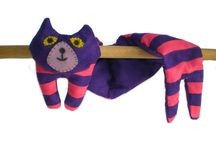 Cats Rule! / Cat heat packs, cat buttons, cat dolls, cat bags and funny cat pics and quotes