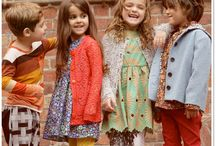 Kids Clothing / A mix of branded and hand-made clothes for super cool Retro Kids.