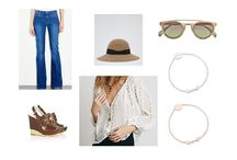 'How to Wear' / Some inspiration on how to wear your favourite DuttsonRocks pieces.