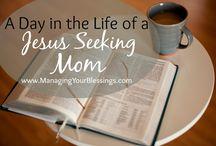 Bible Studies & Reading Plans / by Kristen Hamilton