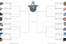 Stanley Cup bracket / by LightRoom