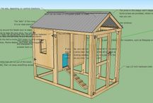 for the yard / Ideas for our backyard and shed
