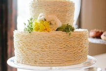 Pure Luxe Bride Cakes / A peek at some of our favorite real wedding cakes from our gorgeous weddings! / by Pure Luxe Bride