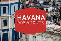 Cuba / Cose da fare