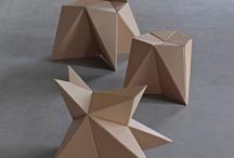 Cardboard Furniture & other ideas
