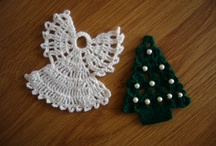 Christmas - Crochet / by Shirley Tronnes