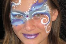 Face Painting / Ideas for Face Painting