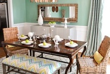 Dining rooms / by Kylie Williamson
