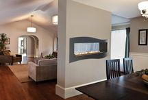 Fireplace System:  Linear / Linear fireplace systems available at discountfireplaceoutlet.com