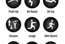 WODs / Work outs of the day
