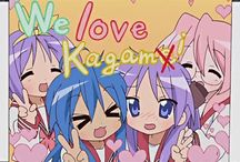 Lucky Star / Anime
