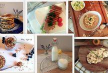 Breakfast Ideas / Süsse und Herzhafte Frühstücksideen