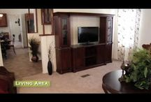 Single Wide Mobile Homes / Video tours of our #singlewide mobile homes.