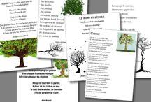 poesie arbre
