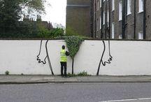 green street art
