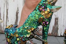 crazy shoes / by Rentia Strydom
