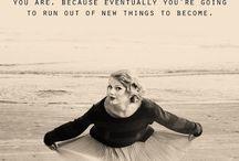 Quotes, Inspiration & Motivation