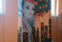 Moje tvorba umění paiting paint draw / Moje tvorba