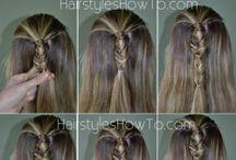 Make up, Hairstyles & Nails