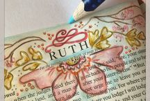 | Bible Journaling | / by Ariel Ahrens