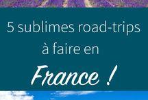 road-trips en France