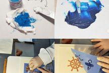 Making paints