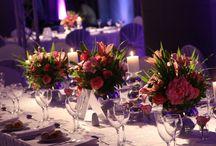 Mesas de lujo / La mesa principal de eventos sociales