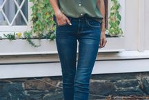 Styling Jeans ♡ / ootds | how to style jeans | styling jeans | styling jeans inspo | jean outfit inspiration