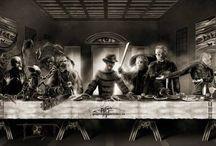 Art - Last Supper