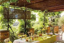 Garden Patio/Outdoors