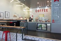 Gourmet Coffee Shop SKDxArkas / Referensi Design