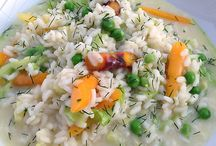 Pasta and Rice Recipes / Delicious and easy-to-follow Pasta and Rice dishes