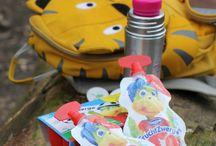 Picknicks / schnelle Snacks für Kinder