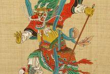 Korean folk art