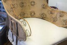 upholstery čalúnenie