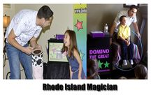 Rhode Island Magician - RI Magicians - Domino The Great - Magic Shows Reviews / Are you looking for a fun and exciting Rhode Island magician that will entertain and have your kids in stitches?  Look no further as this RI magicians:  Domino The Great will make your child's birthday party the hit of the town or your next community event.  This Rhode Island Magician offers fun elementary school programs on anti-bullying and reading programs for your schools all over Rhode Island as well!  Visit: http://dominothegreat.com #RhodeIslandMagician #Reviews #DominoTheGreat