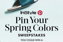 Pin Your Spring Color Personality - Instyle.com
