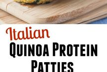 Protein patys