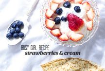 Busy Girl Recipes