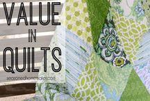 Quilting - tutorials and methods / Tutorials and methods to improve quilting and patchwork skills.