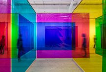 INTERIORS / Architectural Space, Designing with Space and Light, The effects of Light, Connecting Space with Light, ...