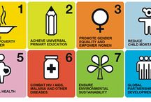 Millenium Development Goals / In September 2000, all 189 member states of the United Nations signed on to the Millennium Development Goals (MDGs) – a set of eight targets which aim to halve world poverty by 2015. If achieved, these goals would see the world well on the way to being one in which all people could enjoy wellbeing.  Visit http://iif.un.org/ for more details.