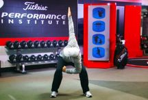 A frame stretch / Excellent stretch before you tee off!