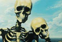 Dia de Los Muertos / by Sharon Christovich